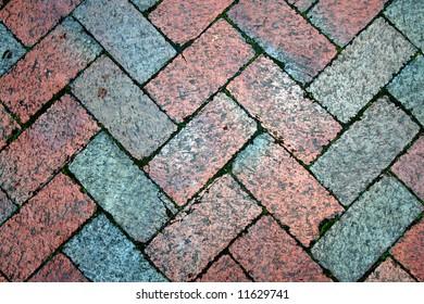 Brick Pattern Background