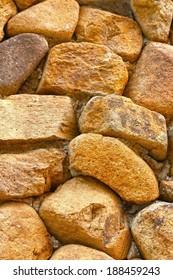 Brick stone wall background texture