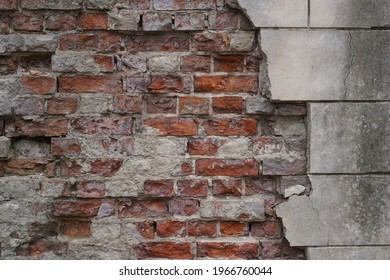 Brick texture for the background. High quality photo