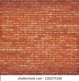 Brick wall. Abstract background or texture.