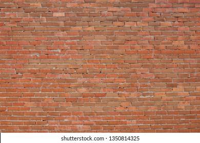 Brick wall as backgound.