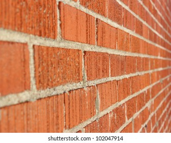 Brick Wall Background fades