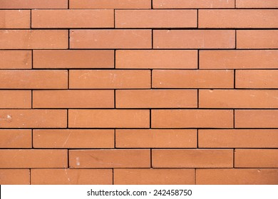 Brick Wall Background, horizontal composition