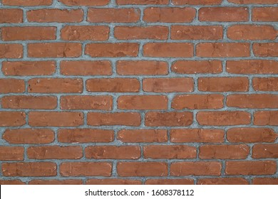 Brick wall. Background for interior design