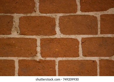 Brick wall background, pattern or texture.