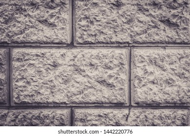 Brick wall background. Toned. Backdrop.