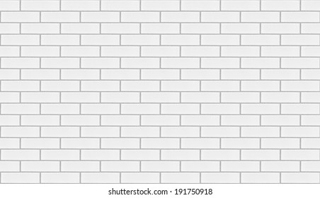 Brick wall background vertically and horizontally repeatable