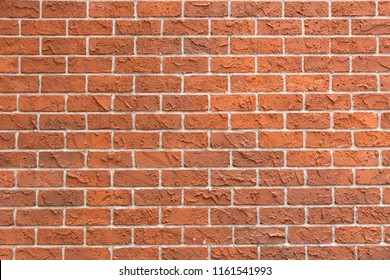 brick wall clean new background texture pattern