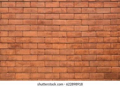 Brick wall color