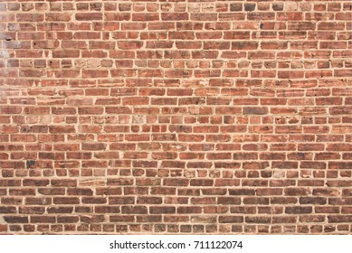 Brick Wall with Dark Gradient at Bottom