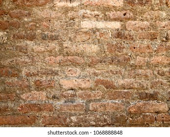 Brick wall grunge background