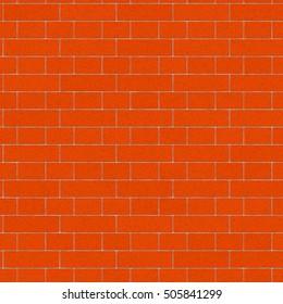 Brick wall pattern, abstract seamless texture