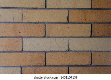 brick wall of refractory bricks