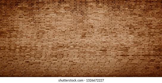 brick wall texture grunge background