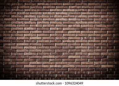 Brick wall used for background