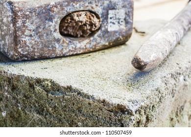 Stone Chisel Images Stock Photos Vectors Shutterstock
