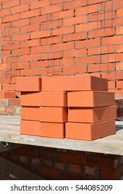 Bricklaying Concept. Bricklaying, Brickwork.
