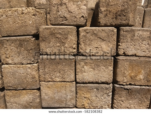 The bricks are laid army regulations