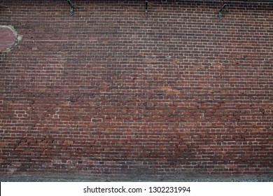 Brickwall of an old building