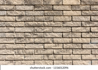 brickwork masonry texture. Masonry walls are plastered with mortar walls. old grey stone wall. The masonry of stone wall, background