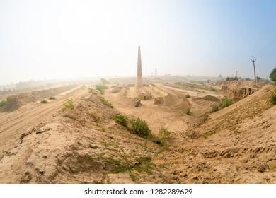 Brickworks in India