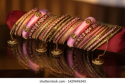 Bridal bangles choora for wedding ceremony