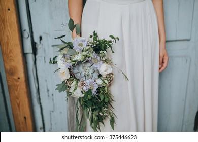 Rustic Bridal Bouquet Images Stock Photos Vectors Shutterstock