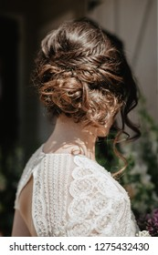 Bridal Hairstyle updos for wedding