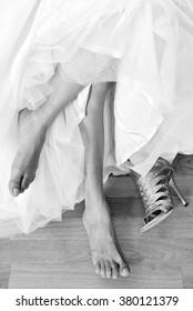 bridal legs