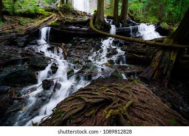 Bridal Veil Falls Provincial Park, Chilliwack, British Columbia, Canada