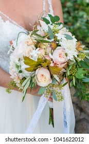 Bride Bouquet at Wedding