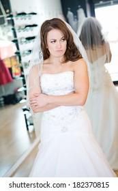 Bride: Bridezilla Upset While Dress Shopping
