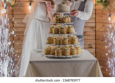 Bride And Groom Eating Images Stock Photos Vectors Shutterstock