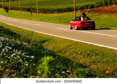 car driving away images stock photos vectors shutterstock