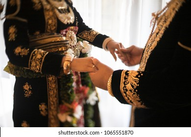 Bride and Groom - Javanese Traditional Wedding