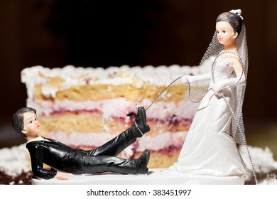 Funny Wedding Cake Toppers Images Stock Photos Vectors Shutterstock