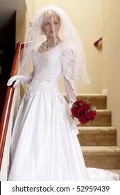 Bride Striptease Series #1