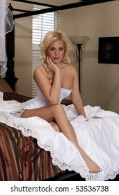 Bride Striptease Series #10