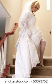 Bride Striptease Series #3