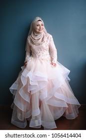 Wedding Dress Muslim Images, Stock Photos \u0026 Vectors