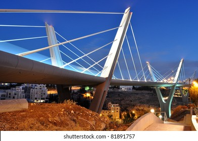 Bridge in Amman,Jordan
