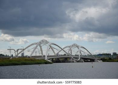 Bridge at Amsterdam