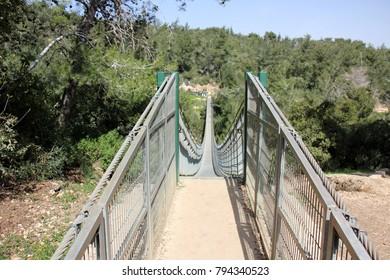 Bridge - an artificial structure