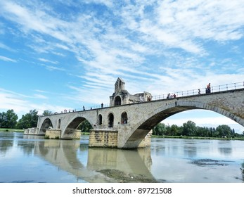 The bridge of Avignon G