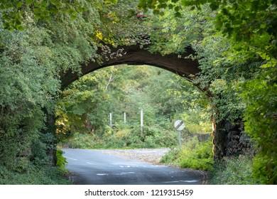 Bridge at Aysgarth Falls