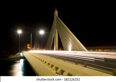 Bridge in Bahrain