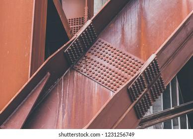 bridge detail - heavy industry and energy
