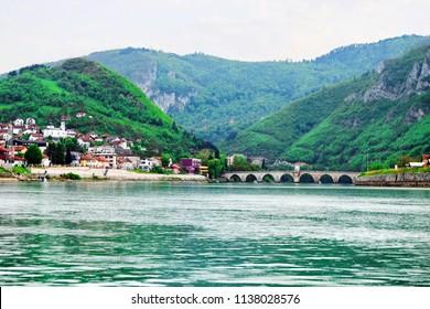 Bridge of Drina, Bosnia and Herzegovina