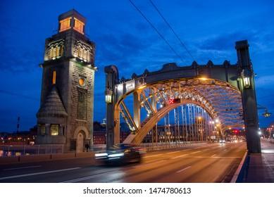 Bridge of Emperor Peter the Great