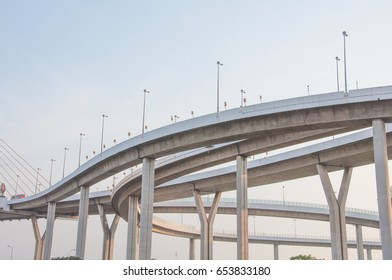 The bridge expressway.